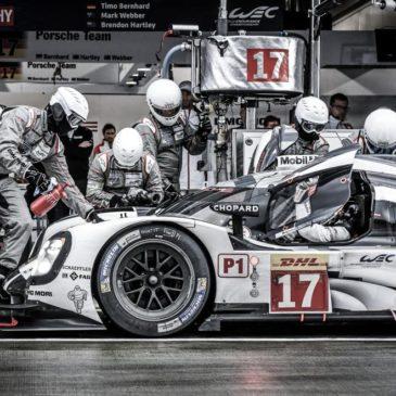 Porsche build manufacturers' championship lead