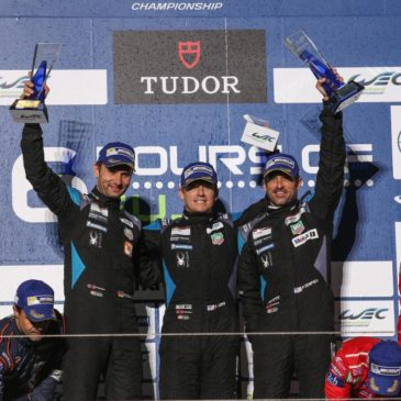 Dempsey-Proton Racing exceed 2015 target
