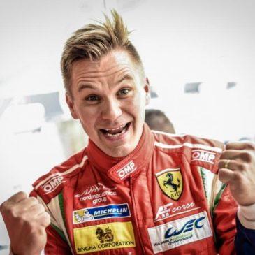 Porsche on pole yet again, Ferrari head up GT