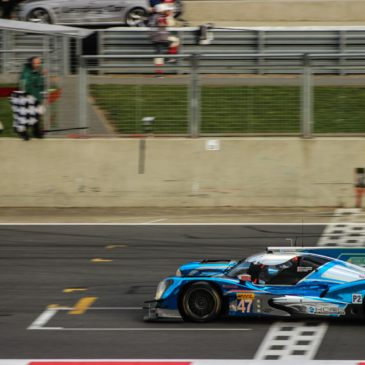KCMG not to compete in LMP2 this year