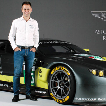 Jonny Adam on his 2016 campaign and how the new Aston Martin is shaping up