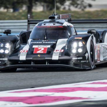 Porsche fastest in day 1 of testing