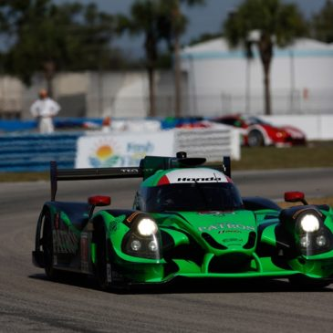 Derani, Fassler and Ferrari star at Sebring