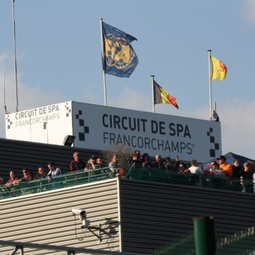 Spa-Francorchamps entry list revealed