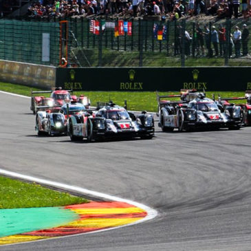 6 Hours of Spa-Francorchamps: Halfway report