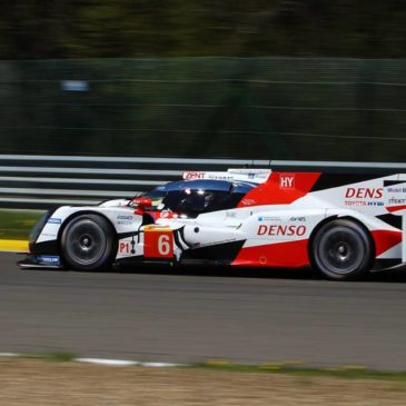 Toyota fight back to top FP2