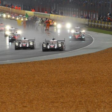 Toyota leads Le Mans at six-hour stage