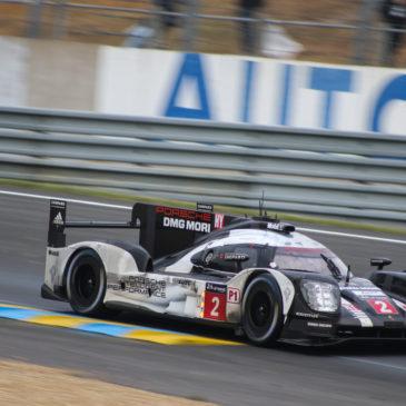 Porsche to show third aero configuration at the Nurburgring