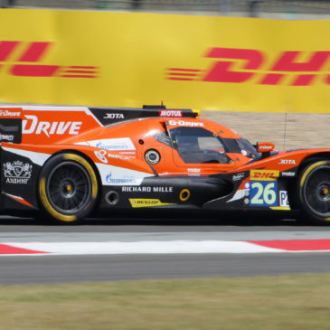 More driver reshuffling in LMP2
