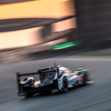 Porsche look strong in Shanghai practice