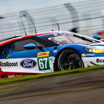 Ford Dominate GTE Qualifying