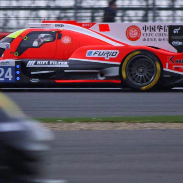 6h Silverstone: Leading Cars