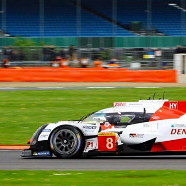 Toyota take Six Hours of Silverstone victory