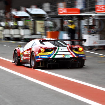 Toyota secure one-two at Spa