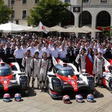 FIA WEC gears up for Le Mans showdown