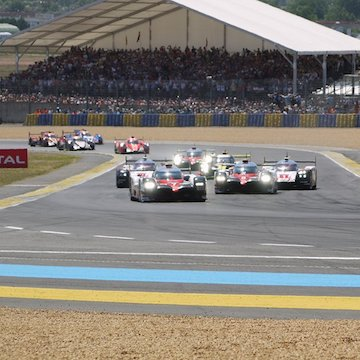 Porsche take Le Mans glory after Toyota heartbreak