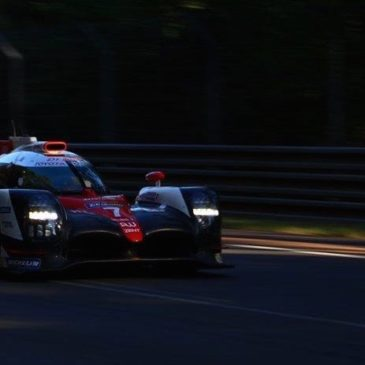 24h Le Mans: Toyota's race falls apart in astonishing half hour