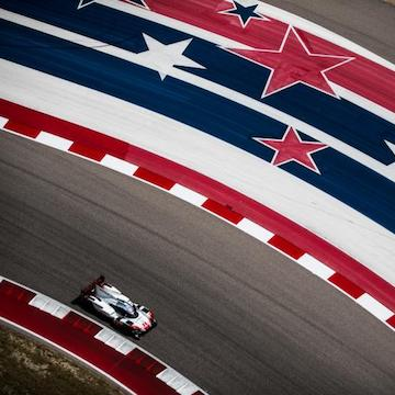 Porsche takes hard-fought victory in Texas
