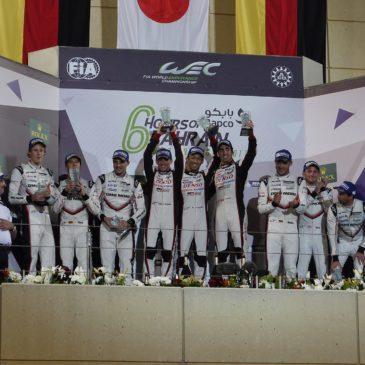 Toyota take the spoils at Bahrain season finale