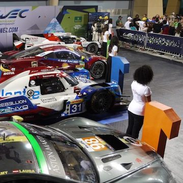 Toyota take the spoils at Bahrain season finale