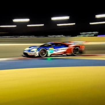 GTE drivers' title set for Bahrain showdown