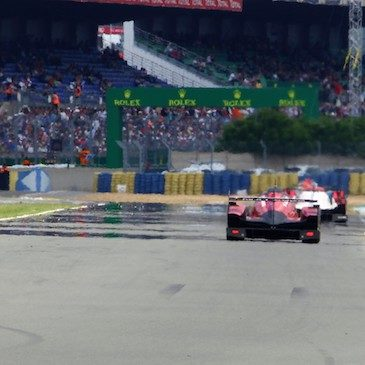 Sixty-car entry for 2018 Le Mans 24 Hours