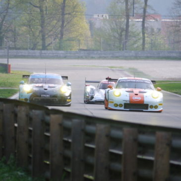 The changing face of the WEC Prologue