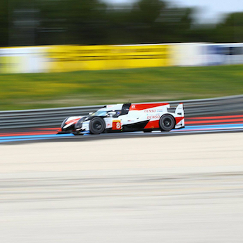 Non-spec Toyota fastest at Prologue