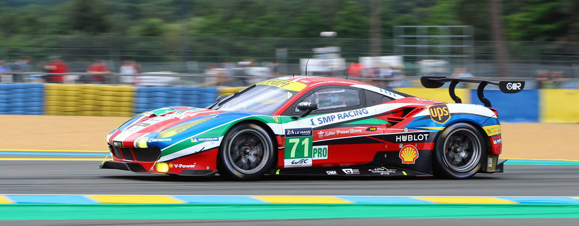 Beginner's Guide - #71 AF Corse Ferrari 458 Italia at the FIA WEC 24 Hours of Le Mans 2016