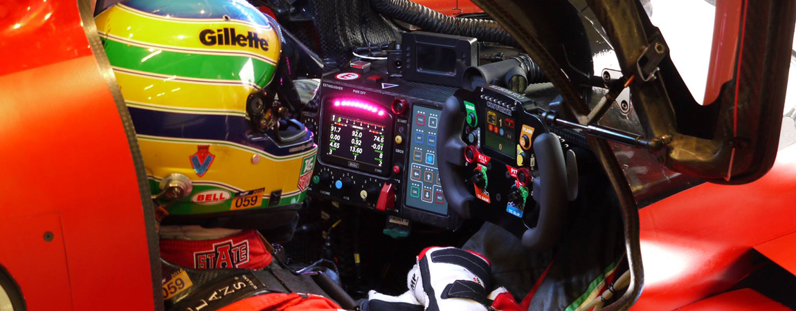 Beginner's Guide - Bruno Senna in the RGR Sport by Morand Oreca 07 at the FIA WEC