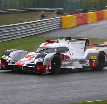 Audi win the 6 Hours of Spa-Francorchamps