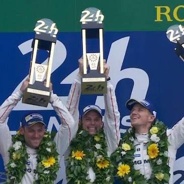 LM24: Rookie Porsche wins Le Mans