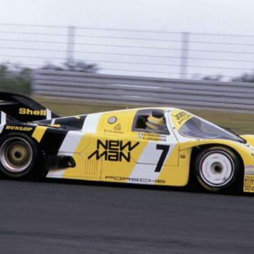 When Senna did sportscars
