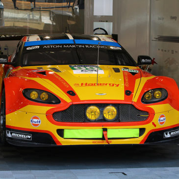 Aston Martin hoping for warm conditions