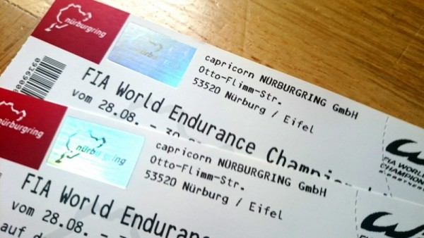 Nurburgring-Competition-Tickets