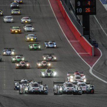 6 Hours of Circuit of the Americas: 3 hour report