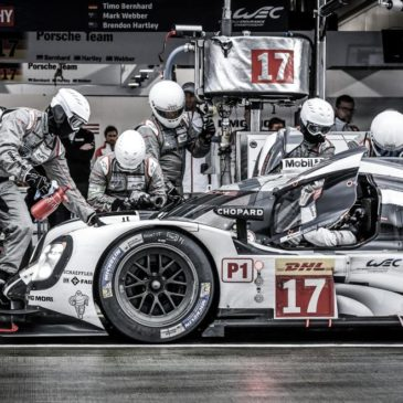Porsche build manufacturers' championship lead