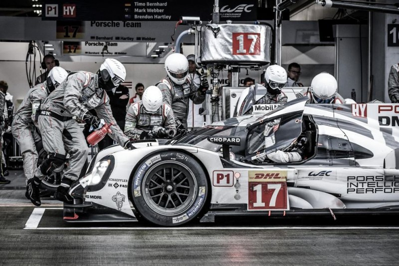 Porsche now hold a commanding lead in the FIA World Endurance Manufacturers' Championship