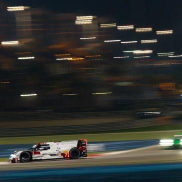 Porsche maintain superiority in Free Practice