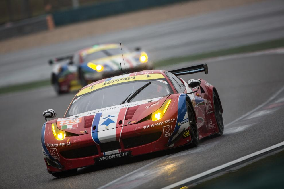 2015 shanghai GTE AM winners