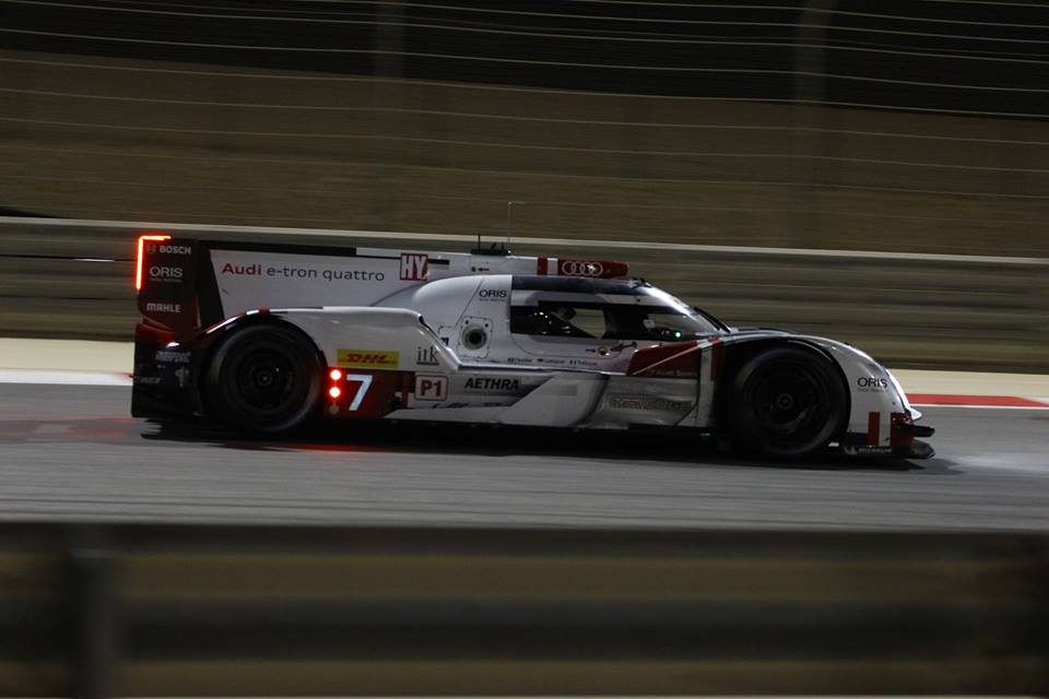 7 Audi Second 2015 Bahrain