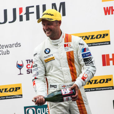 Ford signs Andy Priaulx