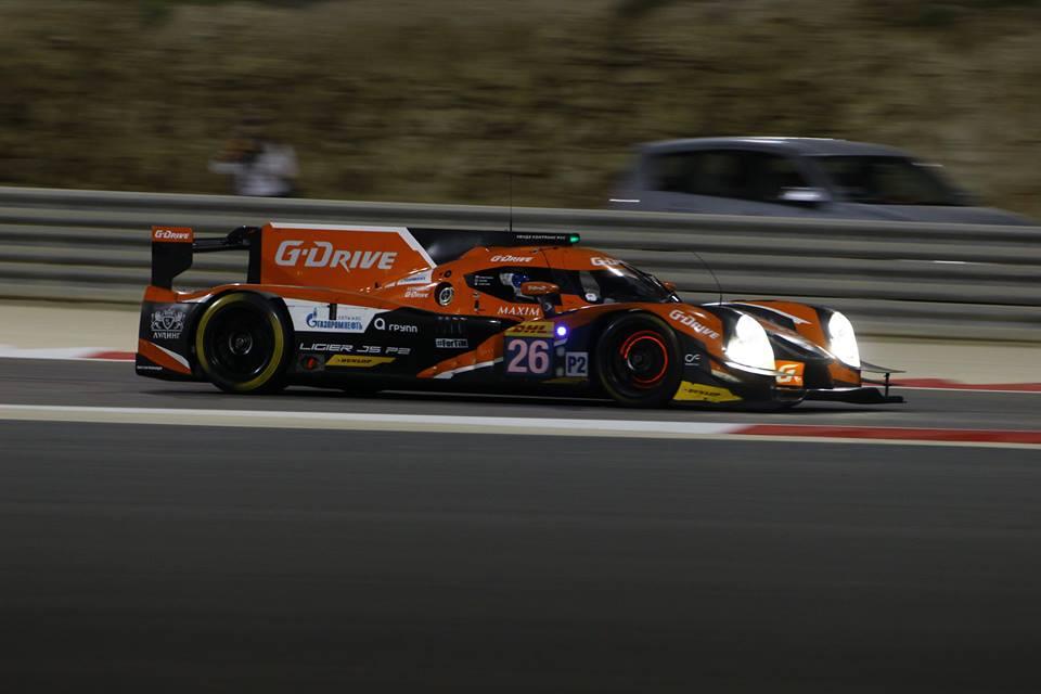LMP2 Champion 2015