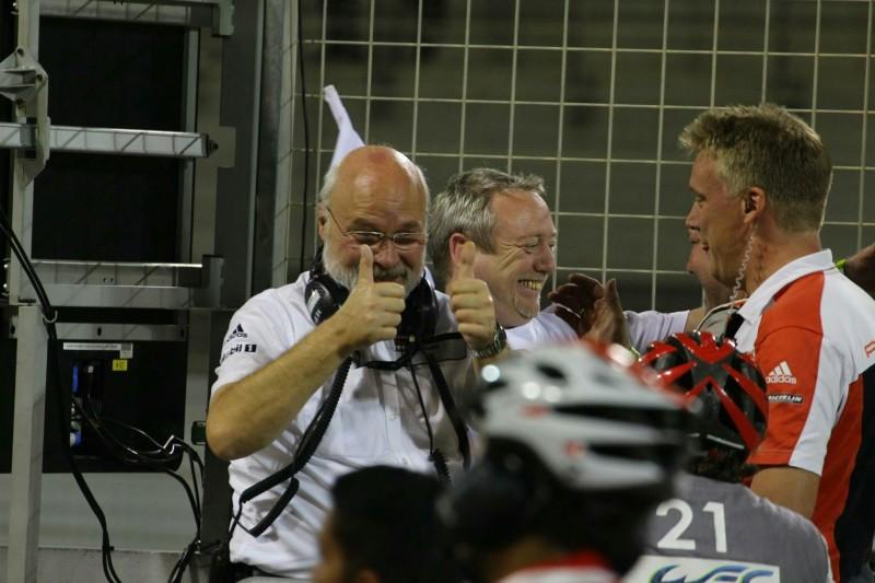 Olaf Manthey Steps down 2015