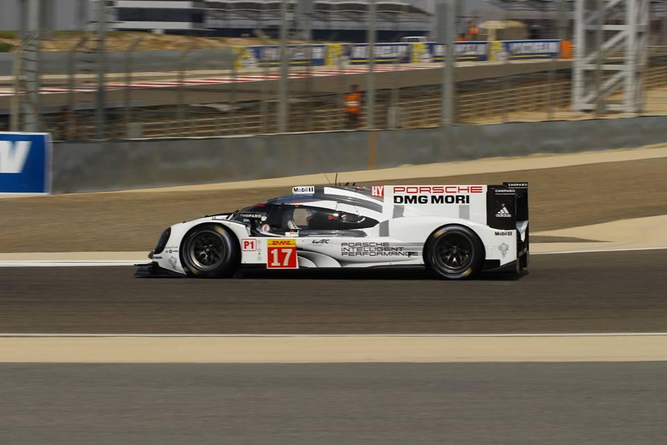 Porsche WORLD CHAMPIONS