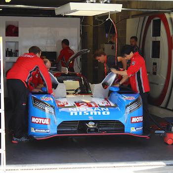 Nissan abandons 2016 LMP1 effort
