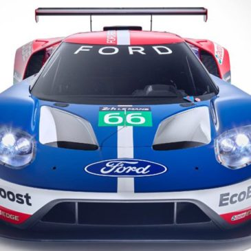 January 5th reveal for Ford WEC drivers