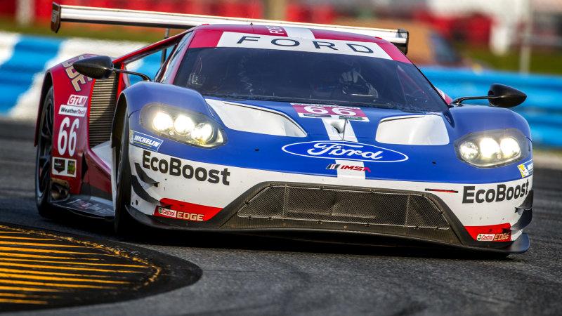 Ford GT AutoBlog