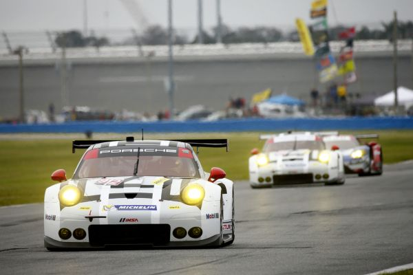Porsche at Daytona 2016 Cars
