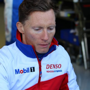 Mike Conway talks Toyota's 2016